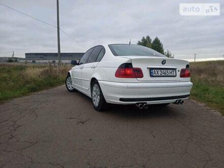 Белый БМВ 328, объемом двигателя 2.8 л и пробегом 420 тыс. км за 4300 $, фото 1 на Automoto.ua