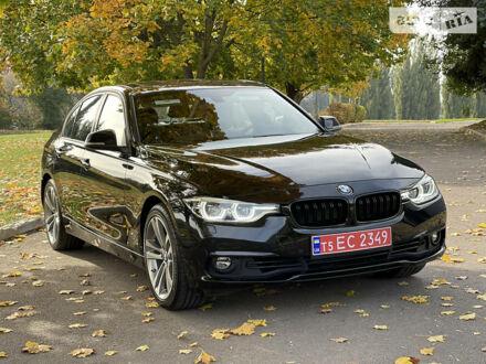 Черный БМВ 328, объемом двигателя 2 л и пробегом 82 тыс. км за 18700 $, фото 1 на Automoto.ua