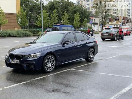 Синий БМВ 328, объемом двигателя 2 л и пробегом 119 тыс. км за 18700 $, фото 1 на Automoto.ua