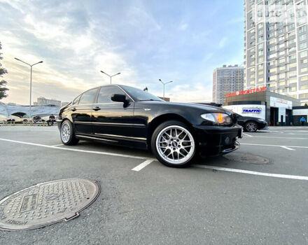 Черный БМВ 330, объемом двигателя 3 л и пробегом 196 тыс. км за 9000 $, фото 1 на Automoto.ua