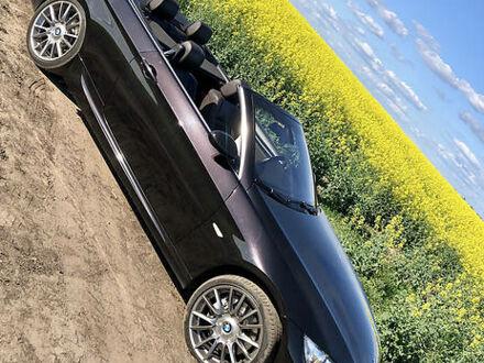 Черный БМВ 330, объемом двигателя 3 л и пробегом 74 тыс. км за 18200 $, фото 1 на Automoto.ua