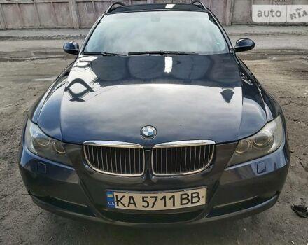 Синий БМВ 330, объемом двигателя 3 л и пробегом 242 тыс. км за 8999 $, фото 1 на Automoto.ua