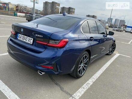 Синій БМВ 330, об'ємом двигуна 2 л та пробігом 10 тис. км за 43300 $, фото 1 на Automoto.ua