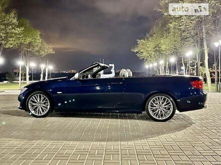Синий БМВ 335, объемом двигателя 3 л и пробегом 54 тыс. км за 25500 $, фото 1 на Automoto.ua