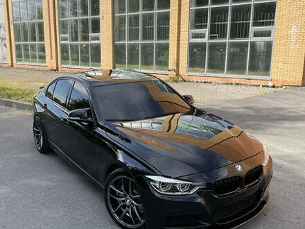 Черный БМВ 340, объемом двигателя 3 л и пробегом 119 тыс. км за 29999 $, фото 1 на Automoto.ua