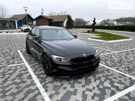 Черный БМВ 340, объемом двигателя 3 л и пробегом 112 тыс. км за 39000 $, фото 1 на Automoto.ua