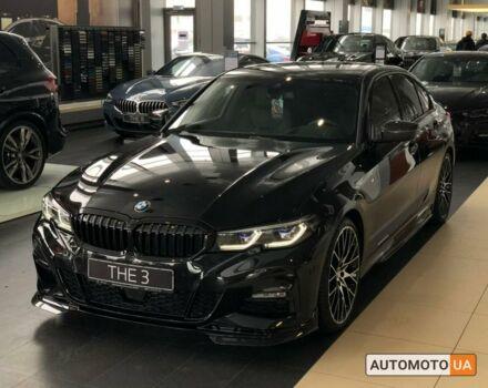 """купити нове авто БМВ 340 2020 року від офіційного дилера Автоцентр BMW """"Форвард Класик"""" БМВ фото"""