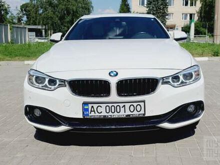 Білий БМВ 420, об'ємом двигуна 2 л та пробігом 165 тис. км за 25800 $, фото 1 на Automoto.ua
