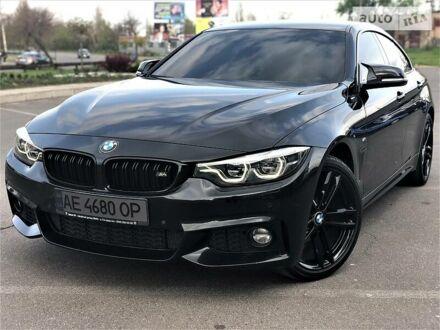 Черный БМВ 420, объемом двигателя 2 л и пробегом 67 тыс. км за 33800 $, фото 1 на Automoto.ua