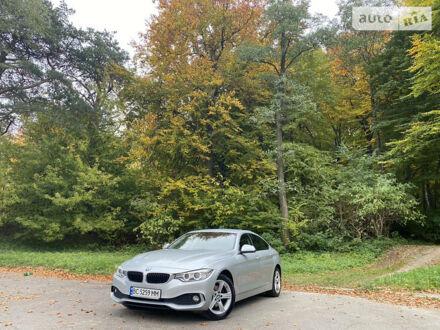 Сірий БМВ 420, об'ємом двигуна 2 л та пробігом 176 тис. км за 23000 $, фото 1 на Automoto.ua