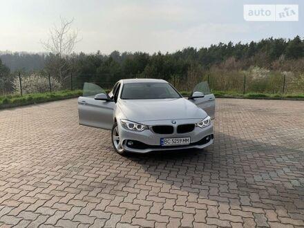 Серый БМВ 420, объемом двигателя 2 л и пробегом 174 тыс. км за 23000 $, фото 1 на Automoto.ua