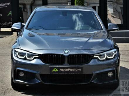 Сірий БМВ 420, об'ємом двигуна 2 л та пробігом 47 тис. км за 35790 $, фото 1 на Automoto.ua