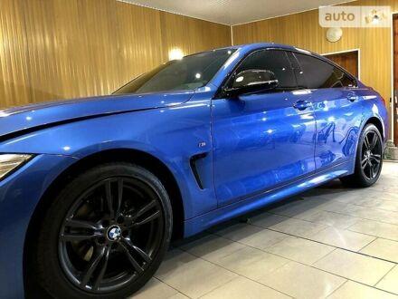 Синий БМВ 420, объемом двигателя 2 л и пробегом 41 тыс. км за 38900 $, фото 1 на Automoto.ua