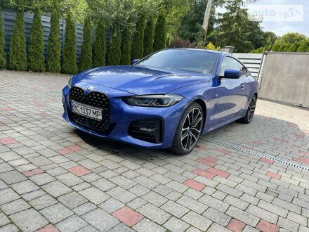 Синій БМВ 420, об'ємом двигуна 2 л та пробігом 9 тис. км за 69000 $, фото 1 на Automoto.ua