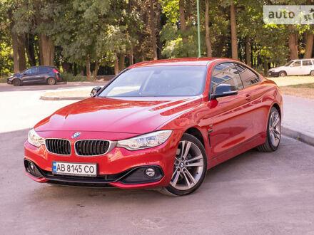 Червоний БМВ 428, об'ємом двигуна 2 л та пробігом 91 тис. км за 26000 $, фото 1 на Automoto.ua