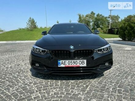 Чорний БМВ 430, об'ємом двигуна 2 л та пробігом 81 тис. км за 25800 $, фото 1 на Automoto.ua