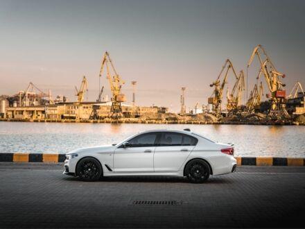 Белый БМВ 5 Серия, объемом двигателя 2 л и пробегом 53 тыс. км за 37000 $, фото 1 на Automoto.ua
