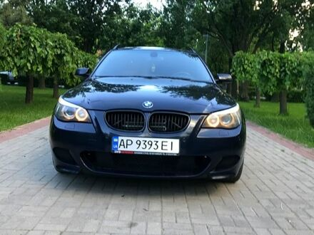 БМВ 5 Серия, объемом двигателя 3 л и пробегом 307 тыс. км за 9500 $, фото 1 на Automoto.ua