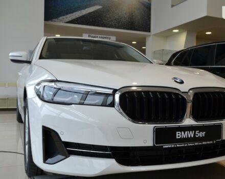 купити нове авто БМВ 5 Серія 2020 року від офіційного дилера БАВАРИЯ ЮГ БМВ фото