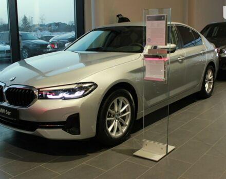 купити нове авто БМВ 5 Серія 2020 року від офіційного дилера Арія Моторс BMW БМВ фото
