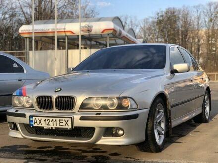 Сірий БМВ 5 Серія, об'ємом двигуна 3 л та пробігом 185 тис. км за 7600 $, фото 1 на Automoto.ua