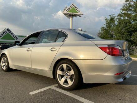 Серый БМВ 5 Серия, объемом двигателя 2.2 л и пробегом 280 тыс. км за 8000 $, фото 1 на Automoto.ua