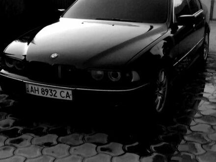 Зеленый БМВ 5 Серия, объемом двигателя 2 л и пробегом 1 тыс. км за 5000 $, фото 1 на Automoto.ua