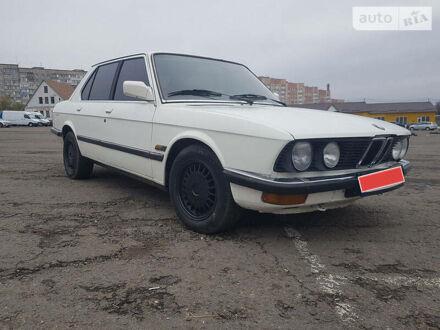 Белый БМВ 520, объемом двигателя 2.5 л и пробегом 270 тыс. км за 3400 $, фото 1 на Automoto.ua