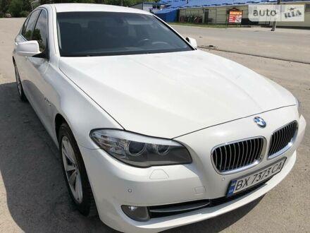 Білий БМВ 520, об'ємом двигуна 2 л та пробігом 201 тис. км за 17500 $, фото 1 на Automoto.ua