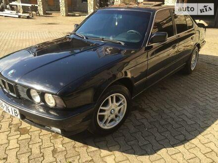 Черный БМВ 520, объемом двигателя 0 л и пробегом 350 тыс. км за 2550 $, фото 1 на Automoto.ua