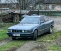 Серый БМВ 520, объемом двигателя 2 л и пробегом 350 тыс. км за 2600 $, фото 1 на Automoto.ua