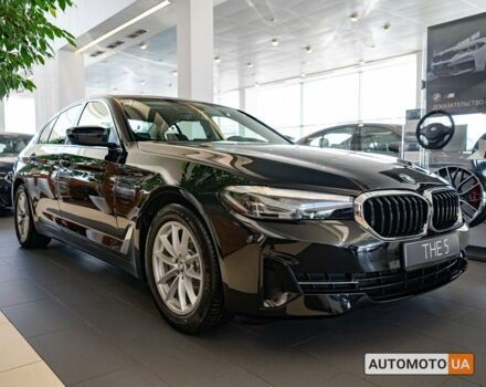 """купити нове авто БМВ 520 2020 року від офіційного дилера Автоцентр BMW """"Форвард Класик"""" БМВ фото"""