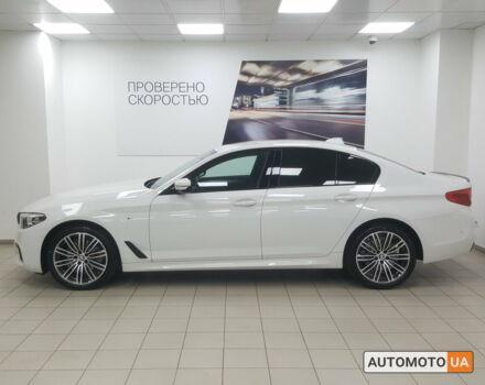 """купить новое авто БМВ 520 2020 года от официального дилера Автоцентр BMW """"Форвард Класик"""" БМВ фото"""