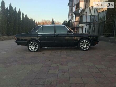 Черный БМВ 524, объемом двигателя 0 л и пробегом 222 тыс. км за 2300 $, фото 1 на Automoto.ua