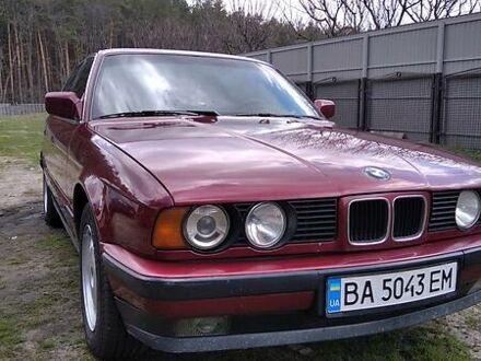 Червоний БМВ 524, об'ємом двигуна 2.4 л та пробігом 410 тис. км за 4000 $, фото 1 на Automoto.ua