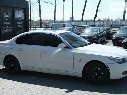 Белый БМВ 528, объемом двигателя 3 л и пробегом 192 тыс. км за 9700 $, фото 1 на Automoto.ua