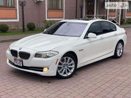 Белый БМВ 528, объемом двигателя 2 л и пробегом 151 тыс. км за 14200 $, фото 1 на Automoto.ua