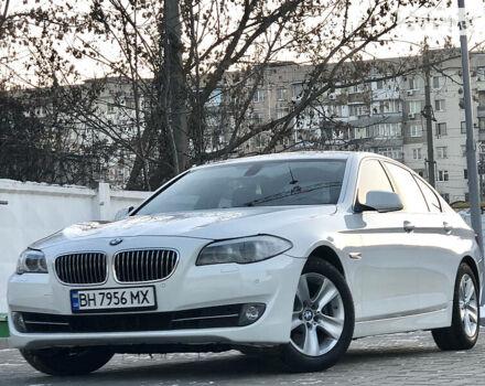 Белый БМВ 528, объемом двигателя 2 л и пробегом 165 тыс. км за 16300 $, фото 1 на Automoto.ua