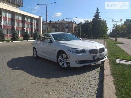 Білий БМВ 528, об'ємом двигуна 2 л та пробігом 99 тис. км за 20000 $, фото 1 на Automoto.ua