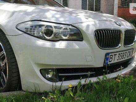 Білий БМВ 528, об'ємом двигуна 2 л та пробігом 124 тис. км за 18200 $, фото 1 на Automoto.ua