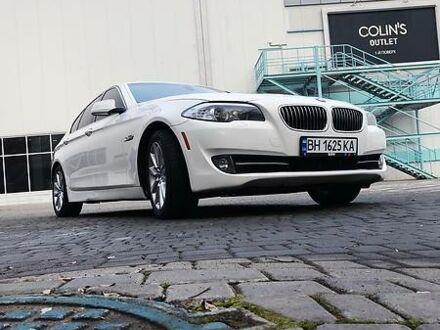 Білий БМВ 528, об'ємом двигуна 2 л та пробігом 106 тис. км за 16699 $, фото 1 на Automoto.ua