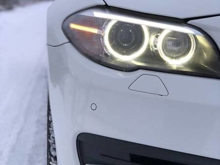 Білий БМВ 528, об'ємом двигуна 2 л та пробігом 260 тис. км за 12000 $, фото 1 на Automoto.ua