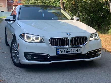 Білий БМВ 528, об'ємом двигуна 2 л та пробігом 123 тис. км за 21390 $, фото 1 на Automoto.ua