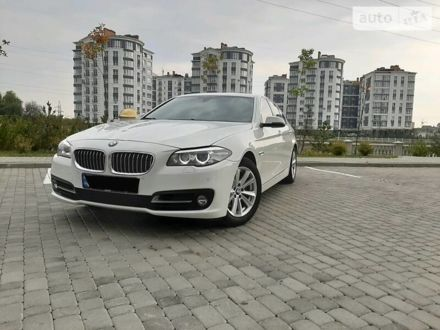 Білий БМВ 528, об'ємом двигуна 2 л та пробігом 49 тис. км за 25500 $, фото 1 на Automoto.ua