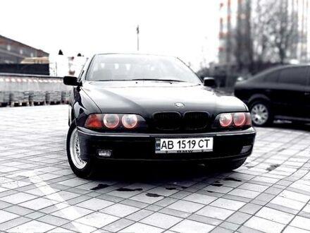 Черный БМВ 528, объемом двигателя 2.8 л и пробегом 360 тыс. км за 4600 $, фото 1 на Automoto.ua
