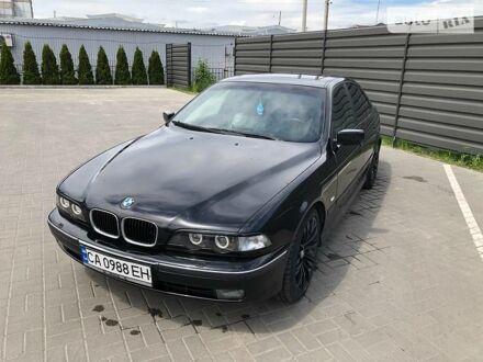 Чорний БМВ 528, об'ємом двигуна 2.8 л та пробігом 289 тис. км за 4700 $, фото 1 на Automoto.ua
