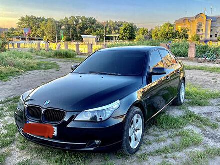 Чорний БМВ 528, об'ємом двигуна 3 л та пробігом 399 тис. км за 9999 $, фото 1 на Automoto.ua