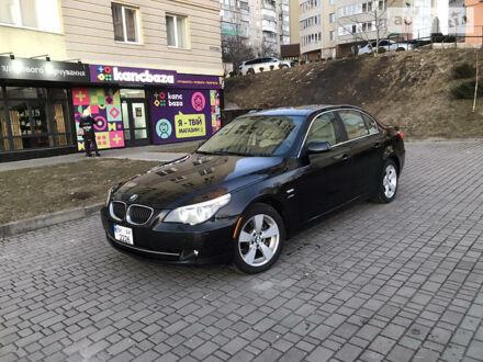 Черный БМВ 528, объемом двигателя 3 л и пробегом 178 тыс. км за 12200 $, фото 1 на Automoto.ua