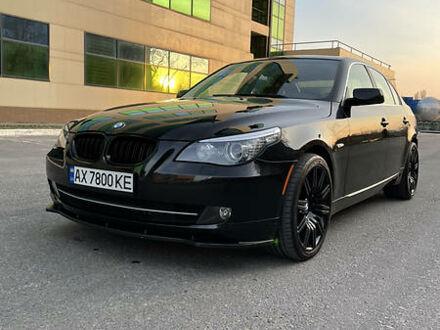 Черный БМВ 528, объемом двигателя 3 л и пробегом 46 тыс. км за 14000 $, фото 1 на Automoto.ua