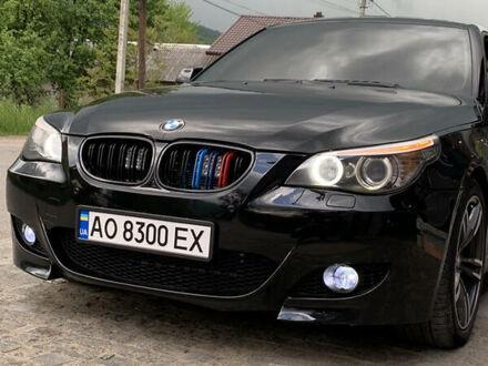 Чорний БМВ 528, об'ємом двигуна 3 л та пробігом 277 тис. км за 11000 $, фото 1 на Automoto.ua